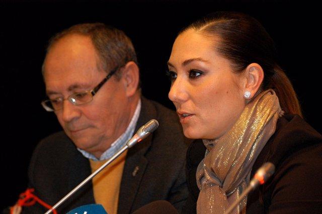 Marina Heredia y José Antonio González Alcalá