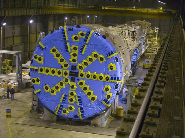 Obras De Assignia Infraestructuras En Los Túneles De Pajares Del AVE