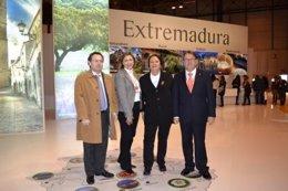 Gobierno de Extremadura, Fitur