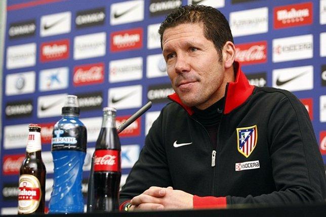 Cholo Simeone Atlético Madrid
