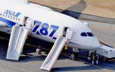Aterrizaje de emergencia de un Boeing 787 de All Nippon Airways