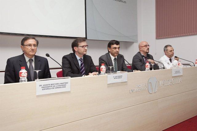 Presentación del programa ACTÚA y la vía clínica del infarto de miocardio