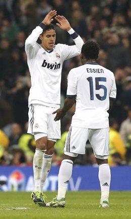 Varane da vida al Real Madrid