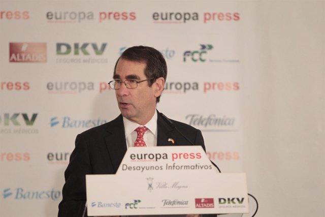 Embajador de EEUU en España, Alan Solomont