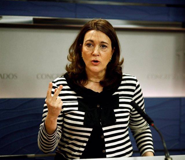 Soraya Rodríguez, del PSOE