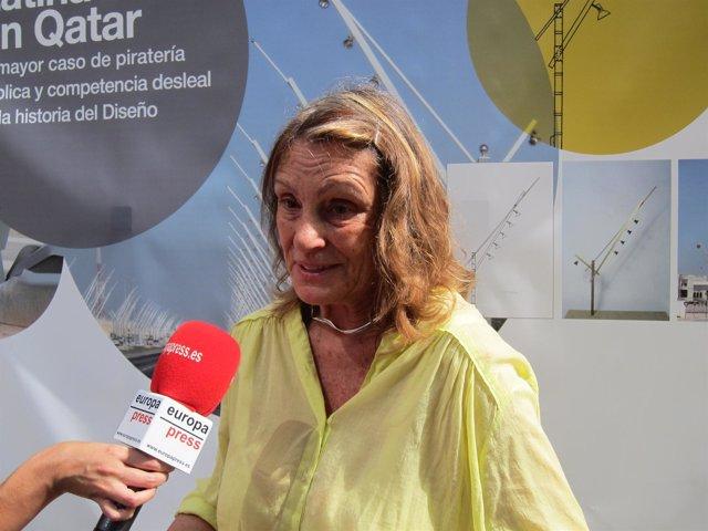La Arquitecta Catalana Beth Galí