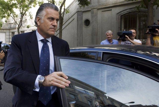 Extesorero del PP, Luis Bárcenas