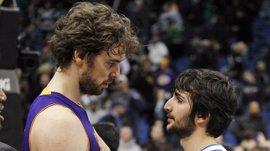 """Ricky: """"Si los Lakers no quieren a Pau, es más que bienvenido aquí"""""""