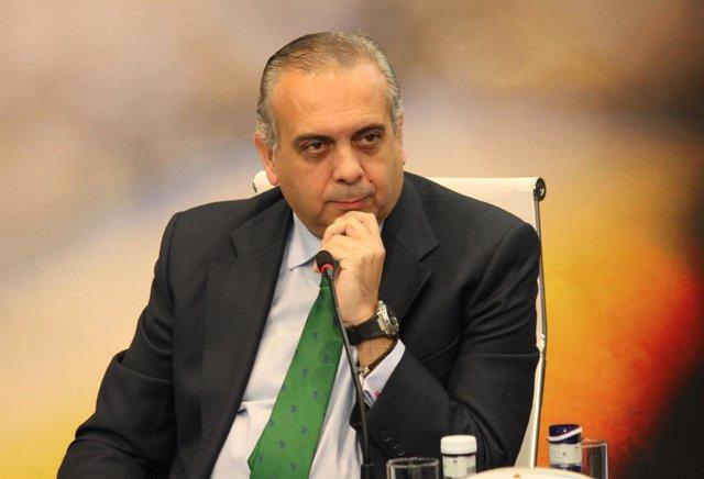 José Luis Sáez presidente de la FEB