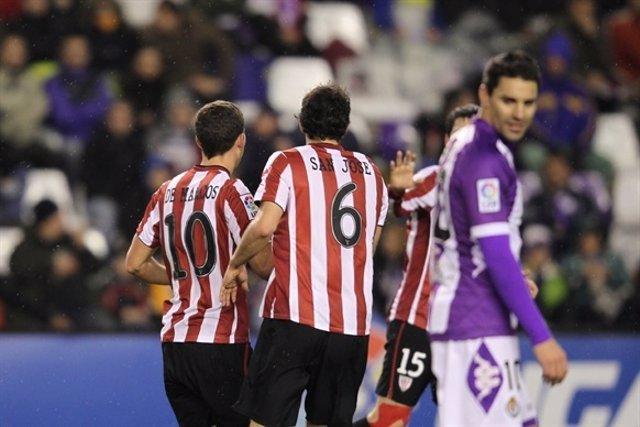 El Athletic saca un meritorio empate de Zorrilla