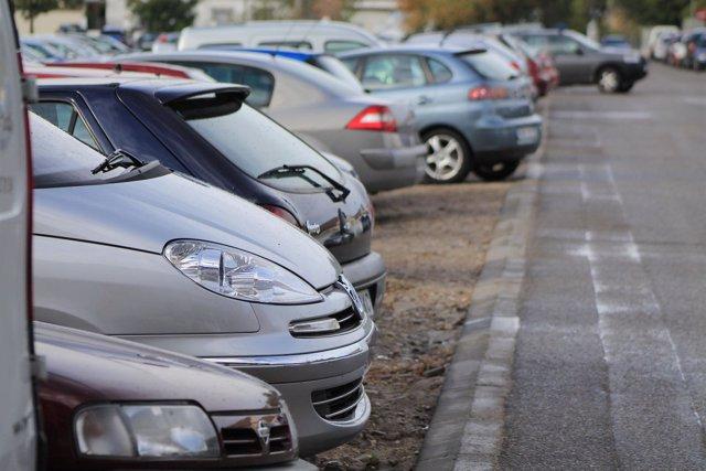 Coches, aparcamientos, zonas para aparcar, Toledo y aparcamientos