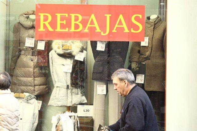 Rebajas en Madrid
