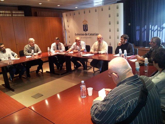 Reunión con las federaciones