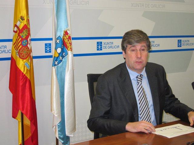 El presidente del Consello Galego da Competencia, Francisco Hernández Rodríguez