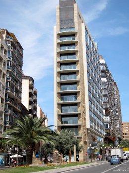 Edificio Prop, Sede Del Consell En Alicante