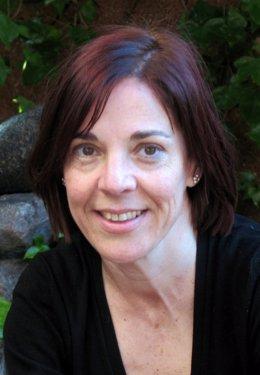 La escritora madrileña María José Villarroya