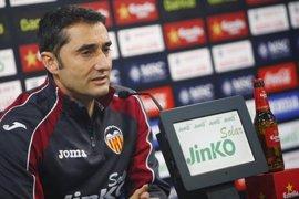 """Fútbol.- Valverde: """"Es posible que podamos ganar al Barcelona y vamos con esa intención"""""""
