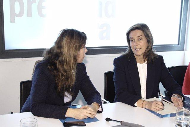 Comité ejecutivo, PP, Génova, Alicia Sánchez Camacho, Ana Mato