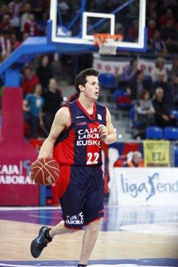 Thomas Heurtel Caja Laboral  Bilbao Basket