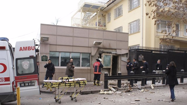 Embajada de Estados Unidos en Turquía, Ankara