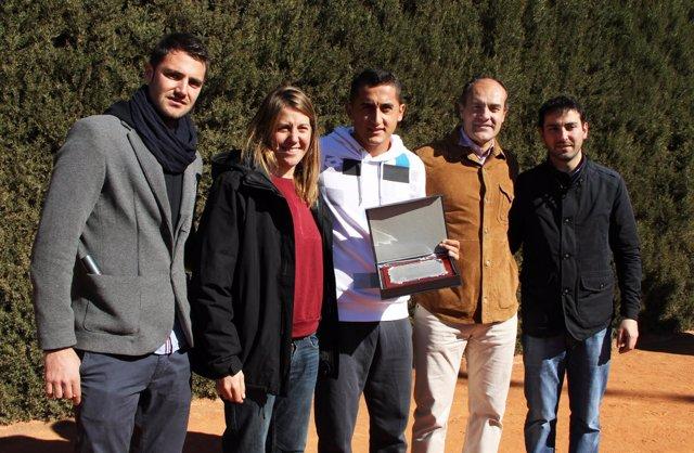 Clinic de tenis en Lorca