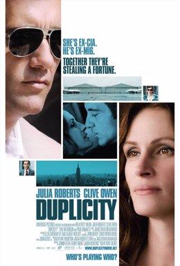 Película 'Duplicity'