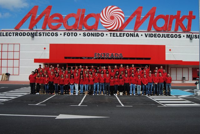 Media Markt en Santander