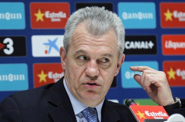 Espanyol Javier Aguirre