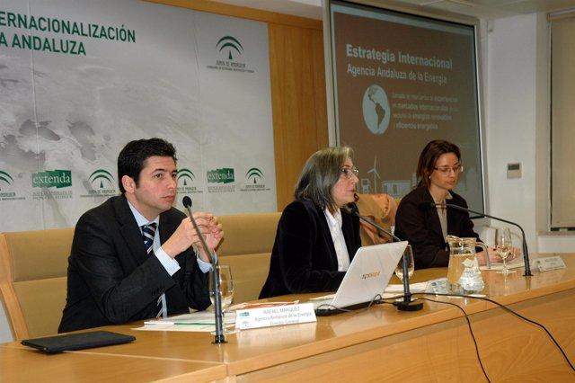 Jornada de Intercambio de Experiencias en Mercados Internacionales.