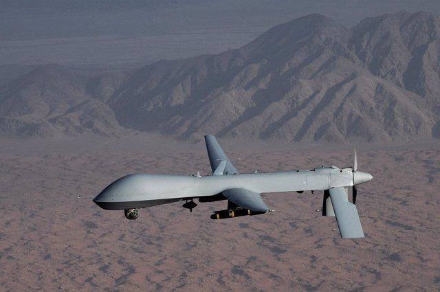 Avión No Tripulado (Drone) Estadounidense