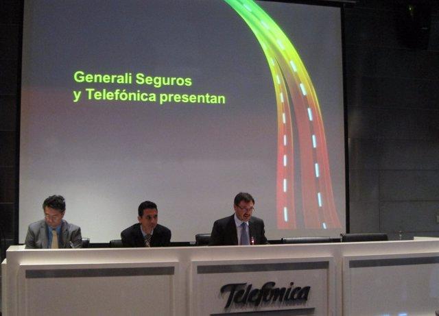 Telefónica/Generali