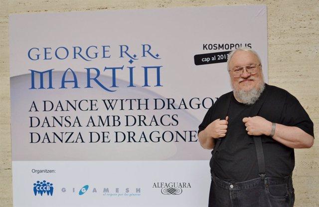 El Escritor George R. R. Martin