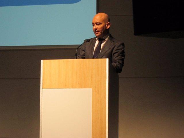 El secretario de Estado de Comercio, Jaime García-Legaz