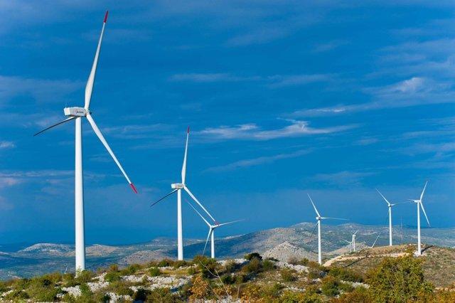 Primer parque eólico de Acciona en Croacia