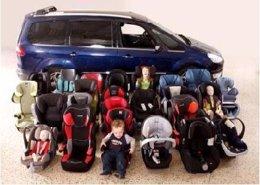 Informe RACE sobre sillitas infantiles