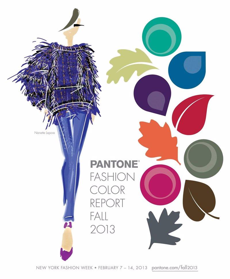 Pantone, marca los colores de la temporada