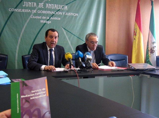 Ruiz Espejo y Utrera sobre mediación