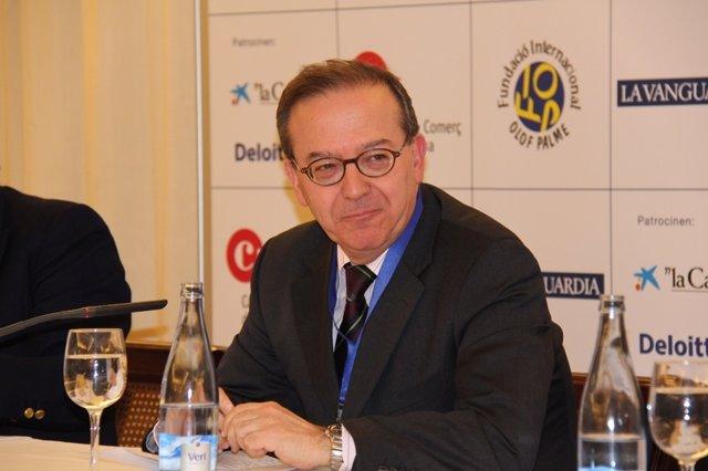 El director general del FROB, Antonio Carrascosa
