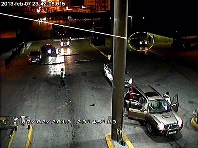 Conductor 'kamikaze' intenta entrar en Melilla