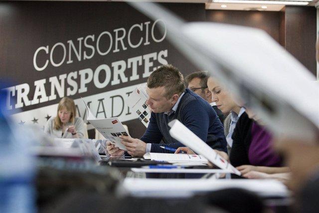 Jornadas organizadas por el Consorcio de Transporte