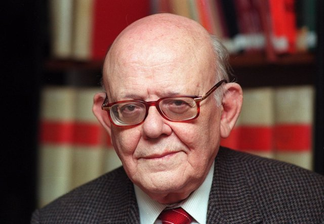 El filósofo y profesor de la Universidad de Navarra, Leonardo Polo
