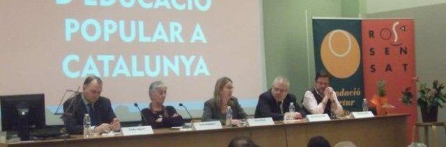 Nace el Movimiento de Educación Popular en Catalunya