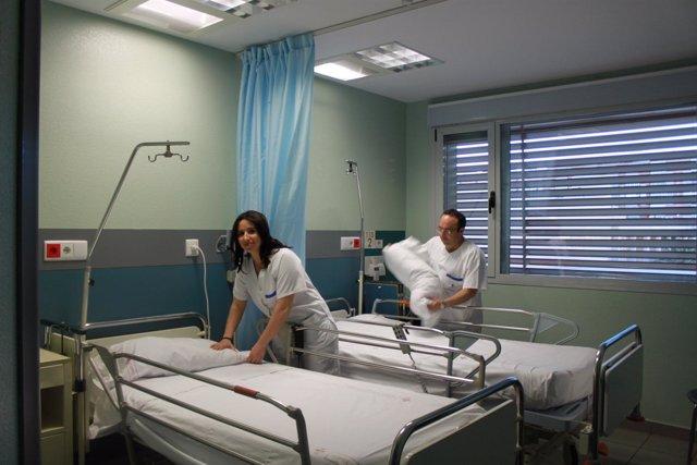 Unidad Médica de Corta Estancia del hospital del Rosell