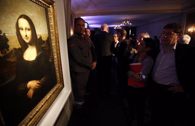 La otra 'Mona Lisa Gioconda' de Da Vinci