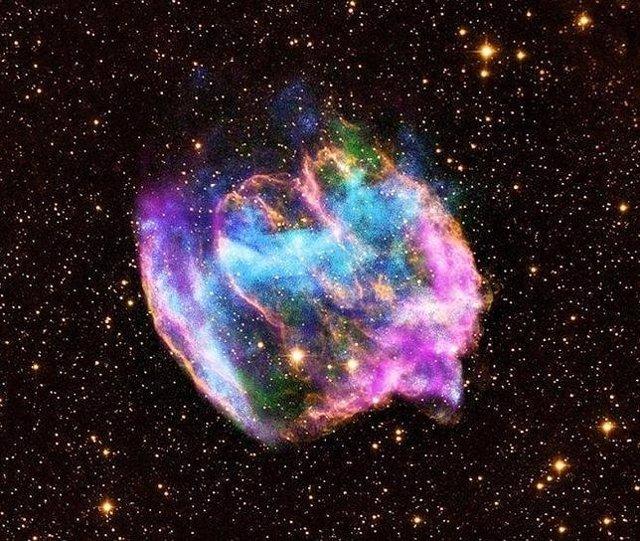 Remanente de Supernova