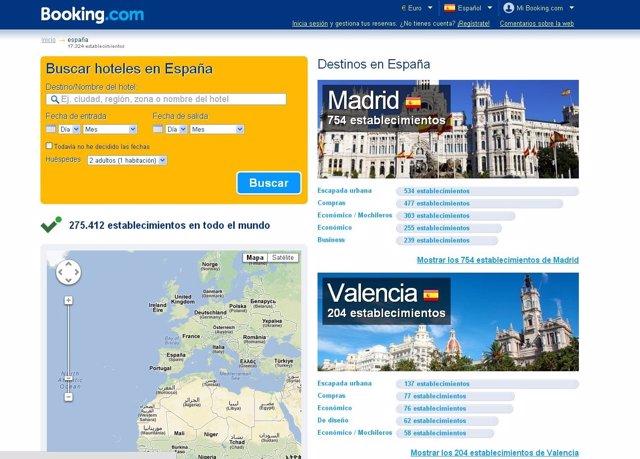 Abre sede en barcelona y crear 250 empleos for Booking barcelona oficinas