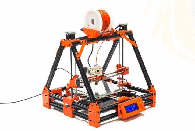RepRap crea una impresora 3D doméstica