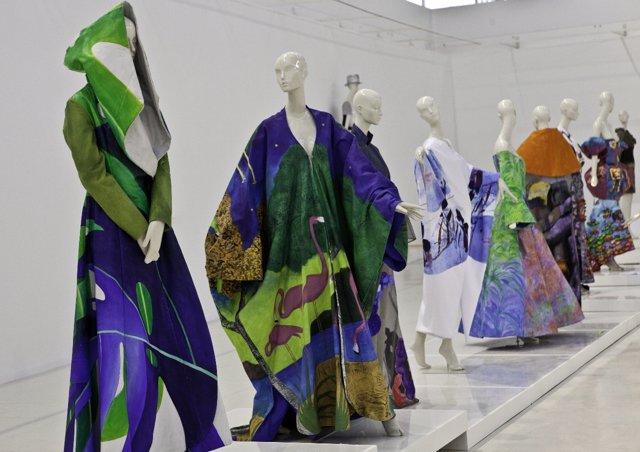 Exposición Fashion Art