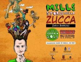 El valenciano 'Zarva' Barroso gana el concurso internacional de cómic GEL 2012.