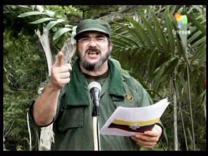 """El líder de las FARC dice que el proceso de paz está """"empantanado"""""""